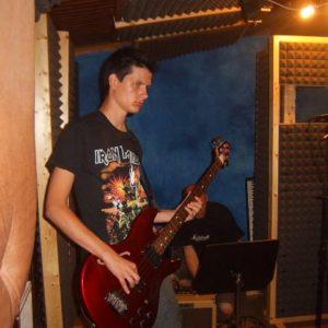bass kitara sola