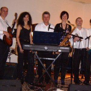 koncert skupina band