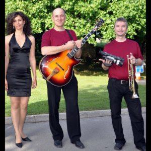pevci skupina Objem