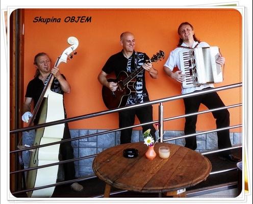 Zgodovina skupine Žur band OBJEM | Poroka band