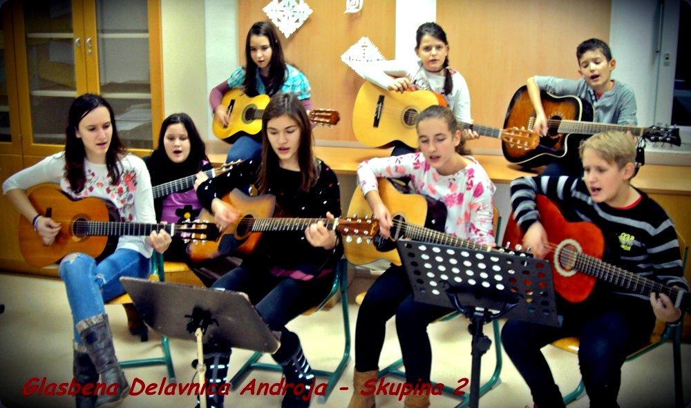 učenje šola kitare sintesajzerja privatna glasbena sola