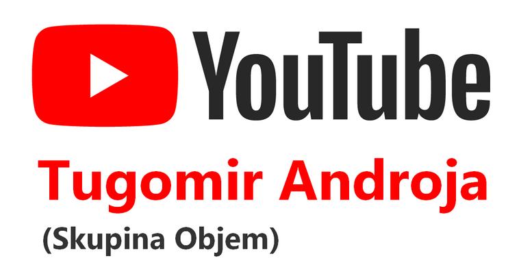 androja youtube