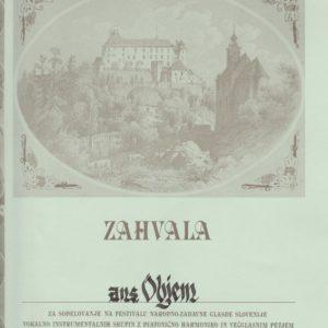 Objem festival Vurberk Revija Casopisni clanek