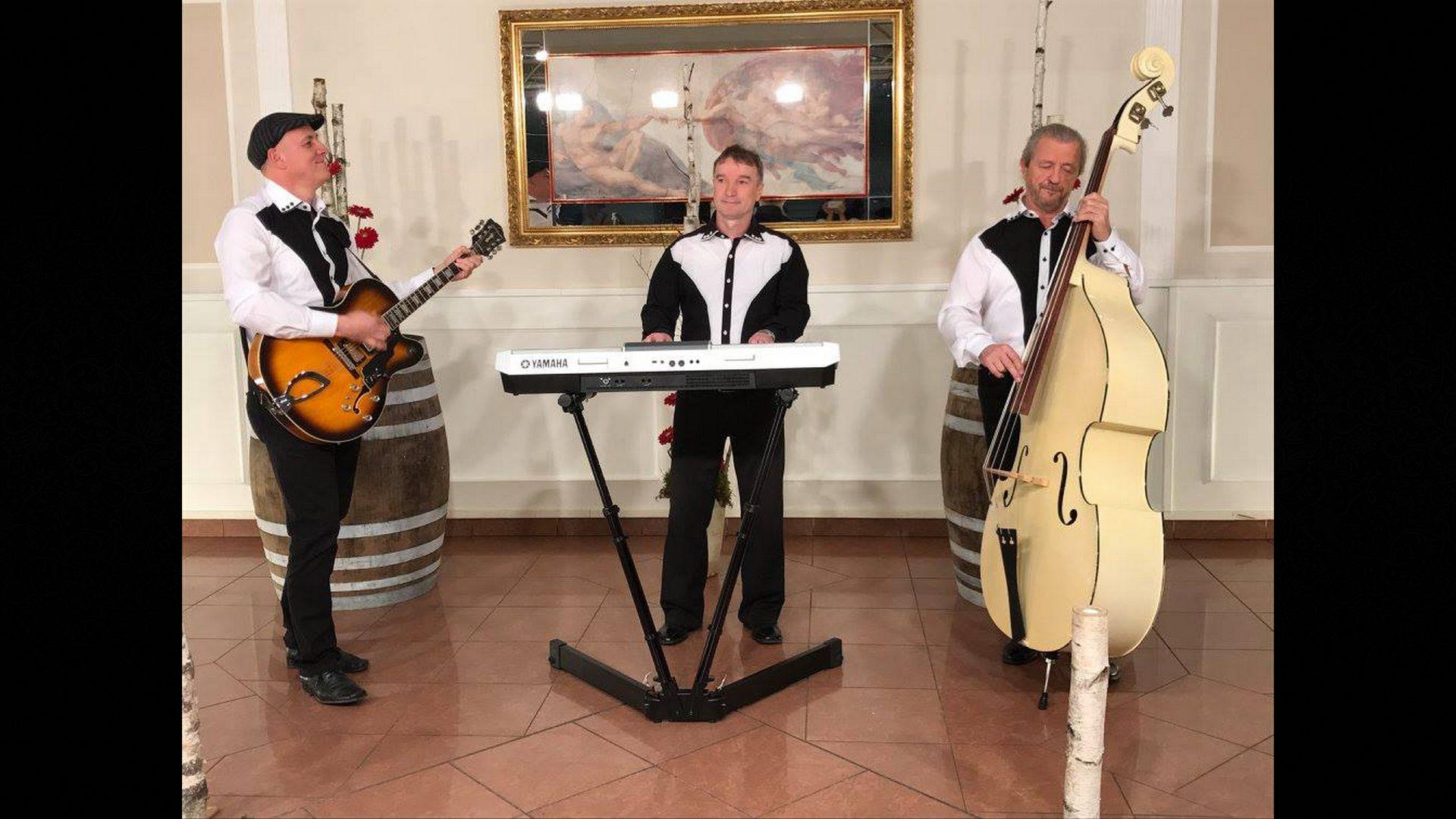 ABRAHAM dober ansambel Muzikanti za abrahama