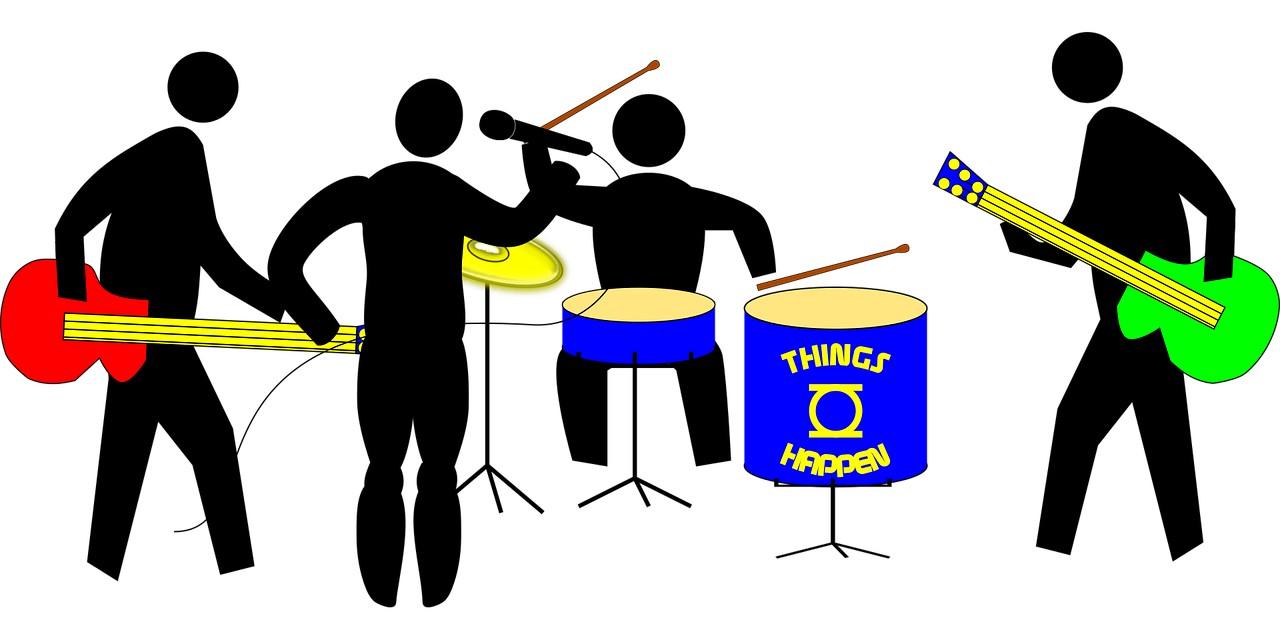pogosta vprasanja za glasbenike