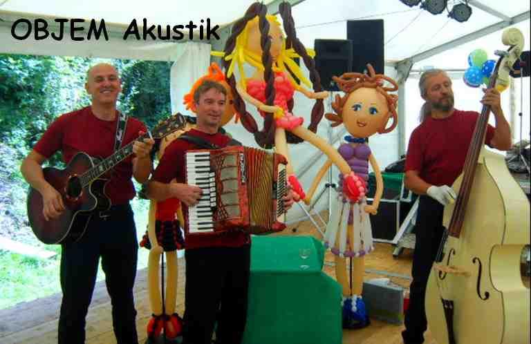 Akusticna skupina Objem acoutic band