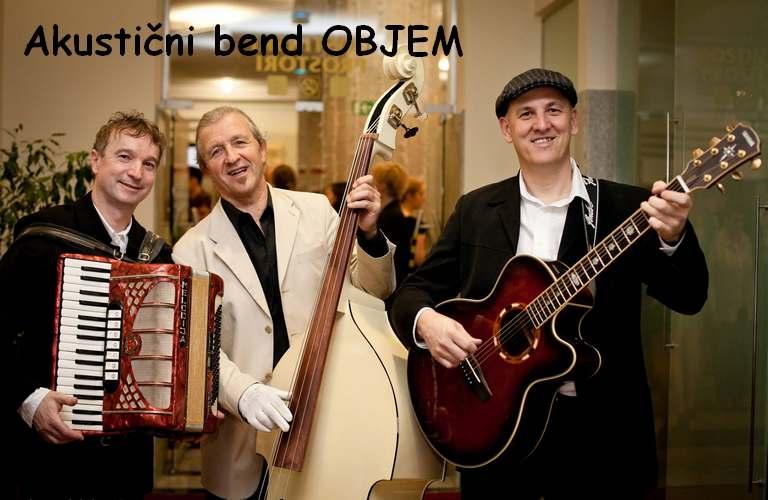 Akustična skupina Akustični band OBJEM