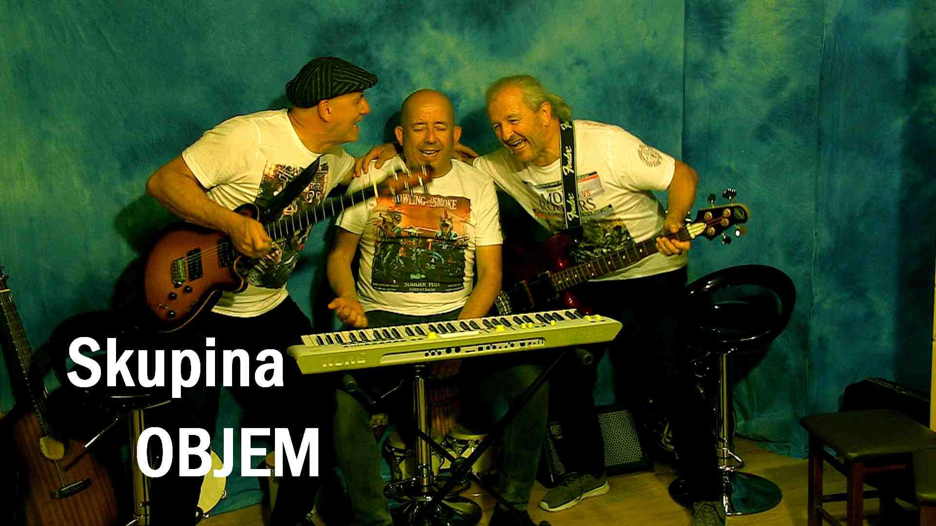 Glasbena skupina