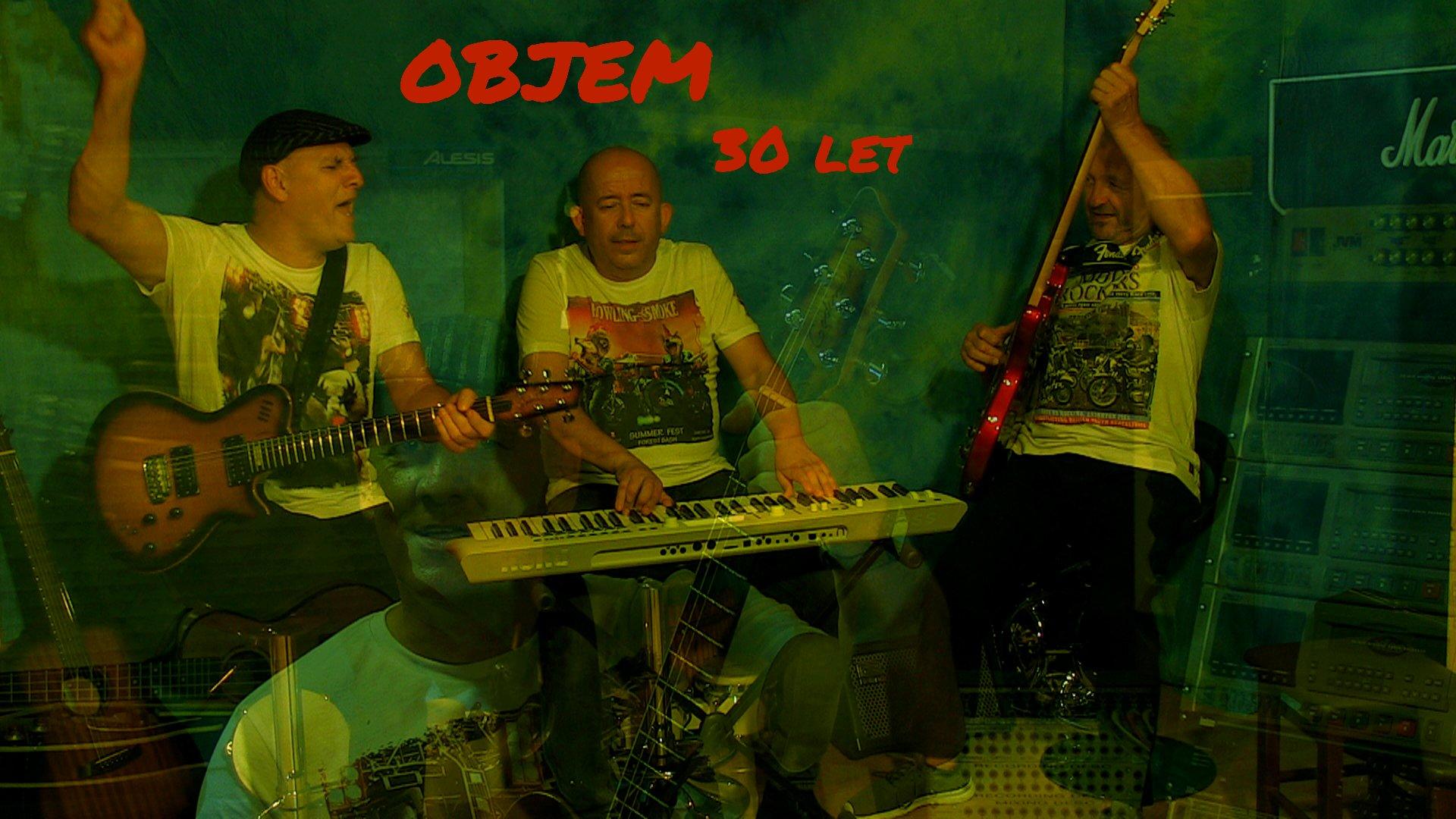 Skupina-ansambel-band-Objem-30-let-delovanja