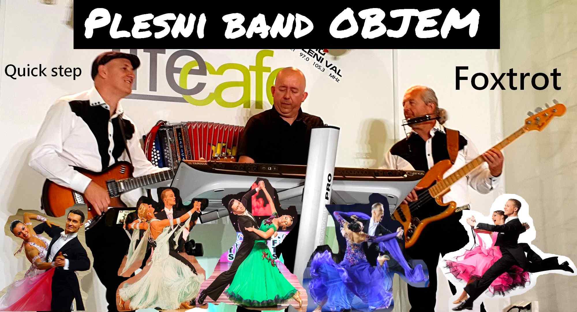 Foxtrot quick step ples glasba pesmi za rojstni dan poroko zabavo plesni večer abrahama praznovanje valeto